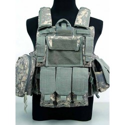 MAR Ciras style plate carrier vest Digital