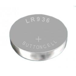 Pile bouton LR936 LR45 paire