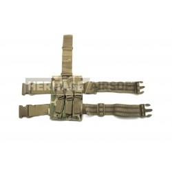 Porte-chargeurs de cuisse - MP5 - Multicam - Viper