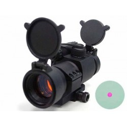 30 mm Aimpoint style red dot with L shape mount
