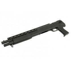 Fusil à pompe M3 Shorty avec rails
