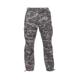 Pantalon de treillis coupe BDU - Digital Urbain