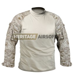 T shirt tactique renforcé - Digital désert - Rothco