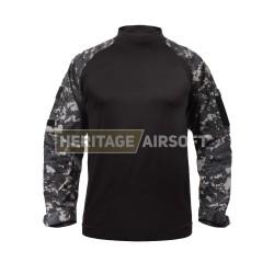 T shirt tactique renforcé - Digital Urbain - Rothco