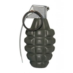 Grenade factice plastique souple porte bille Mk2