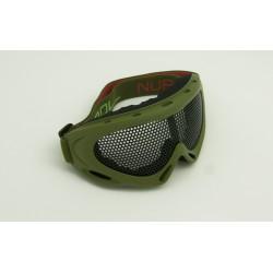 Masque grillagé - Olive - Nuprol
