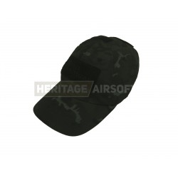 Casquette baseball d'airsoft avec scratch- MTP Black [BTP] - Kombat UK