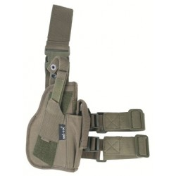 Holster de cuisse coyote