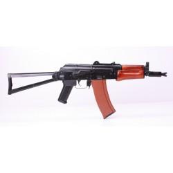 AKS-74U métal et bois - CUSTOM - corps vielli