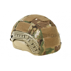 Couvre casque d'airsoft - FAST - Multi Camo - Invader Gear