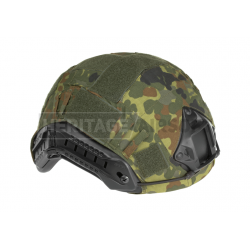 Couvre casque d'airsoft - FAST - Flecktarn - Invader Gear