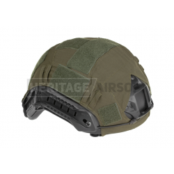 Couvre casque d'airsoft - FAST - Olive - Invader Gear