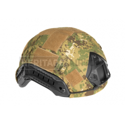 Couvre casque d'airsoft - FAST - AOR2 - Invader Gear