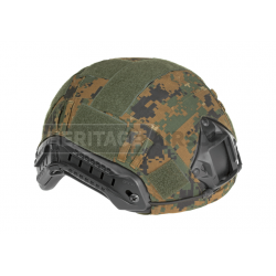 Couvre casque d'airsoft - FAST - Digital woodland - Invader Gear