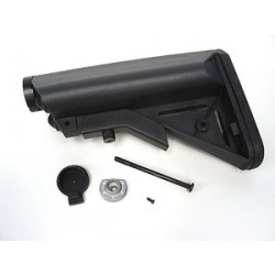M4 CRANE Stock Buffer Tube black