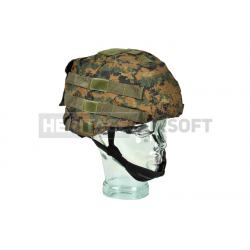 Couvre casque d'airsoft - MICH - Digital woodland - Invader Gear