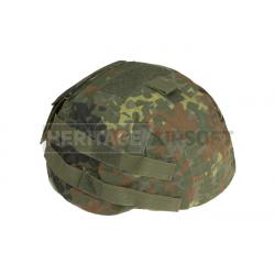 Couvre casque d'airsoft - MICH - Flecktarn - Invader Gear