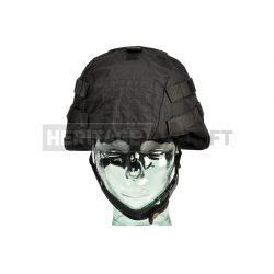 Couvre casque d'airsoft - MICH - Noir - Invader Gear