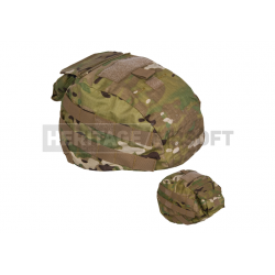 Couvre casque d'airsoft - MICH - Multi Camo - Invader Gear