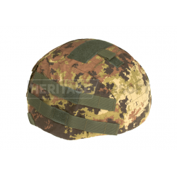 Couvre casque d'airsoft - MICH - Vegetato - Invader Gear