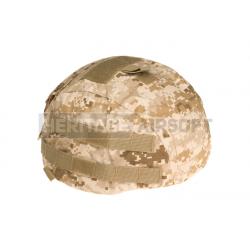 Couvre casque d'airsoft - MICH - Digital Desert - Invader Gear