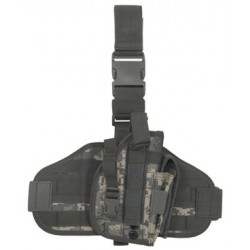 Leg Holster with MOLLE platform digital