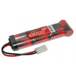 Batterie large NiMh 8,4V 3300 mAh
