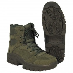 Bottes Commando d'airsoft - Olive - MHF