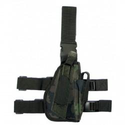 Holster de cuisse pour pistolet d'airsoft - M95 tchèque - MFH