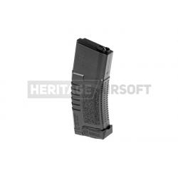 Chargeur M4 M16 140 billes avec extracteur intégré - Noir - Ares Amoeba