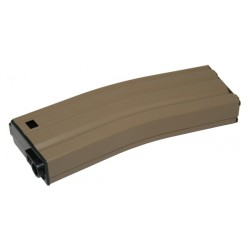 M4 M16 metal 79 BBs Magazine Tan