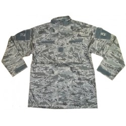 Veste d'airsoft - Coupe ACU - Digital tiger - Meannlein
