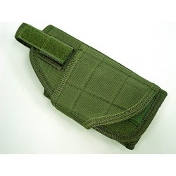 Holster MOLLE adjustable olive