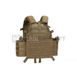 Gilet style 6094A - Porte-plaques - Ranger Green - Invader Gear