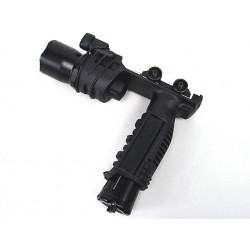 Led Lamp grip type M910 A Black