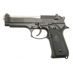 SR92 (M92 pistol replica) Elite Full Metal Gas Blow Back Pistol