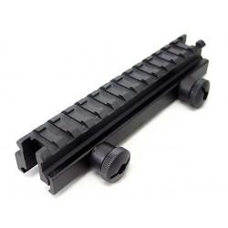 Réhausseur pour rail 20 mm