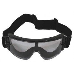 Masque Airsoft X800 Thunder antibuée avec 3 verres interchangeables