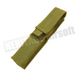 Poche porte chargeur de P90, UMP, Kriss Vector olive