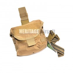 Drop leg Dump Pouch Tan