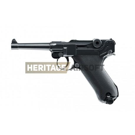 Pistolet airsoft - P08 - Luger - CO2 - Umarex