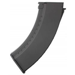 [MID-CAP] Chargeur plastique AK 74 - 150 billes - Noir - Cyma