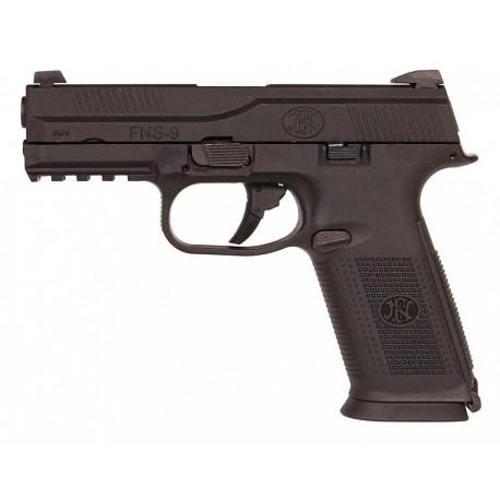 FN FNS-9 réplique de pistolet d'airsoft - Gaz culasse mobile - Cybergun