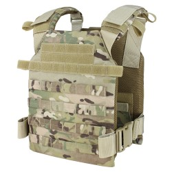 Porte plaque d'airsoft - Sentry - MultiCam - Condor