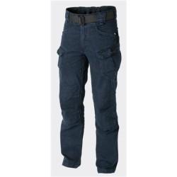 Pantalon d'airsoft tactique - UTP - Jean denim - Bleu Marine - Helikon