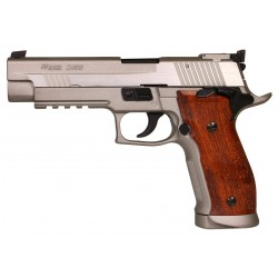 Réplique de pistolet d'airsoft - SIG SAUER X-FIVE CO2 métal - Cybergun
