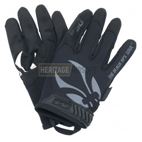 Gants MTO - Noir - Mechanix BO Manufacture