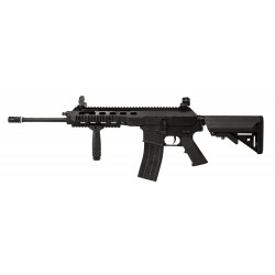 Réplique de fusil d'assaut airsoft - AK 21 Delta - Noir - Nuprol