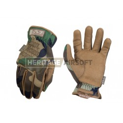 Gants d'airsoft Fast Fit - Woodland - Mechanix