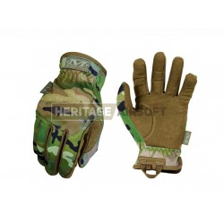 Gants d'airsoft Fast Fit - MultiCam - Mechanix
